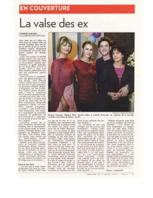 Brigitte Paquette Les Ex ©VoilaMars2005