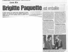 Brigitte Paquette Les Ex©JournaldeMontrealFevrier2005