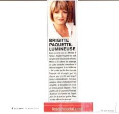 Brigitte Paquette Les Ex©LeLundiMars2005