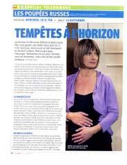 Brigitte Paquette Les Poupees Russes ©SpecialTeleromans