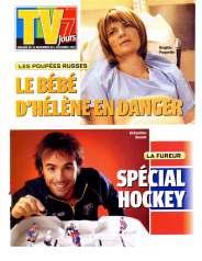 Brigitte Paquette Les Poupees Russes ©TV7Jours2005page1