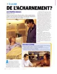 Brigitte Paquette Les Poupees Russes ©TV7Jours2005page2