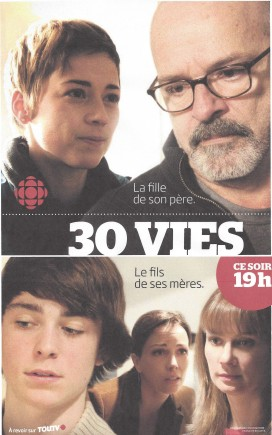 Judith Baribeau 30 Vies ©La Presse