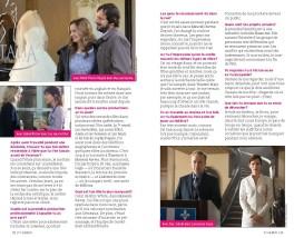 Judith Baribeau TV Hebdo Nouveaux Visages Page 2