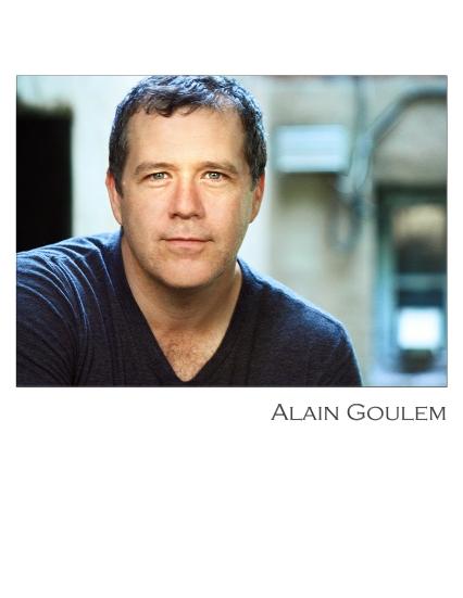 Alain Goulem ©NeilNapier