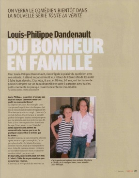 Louis Philippe Dandenault ©7Jours2010page2