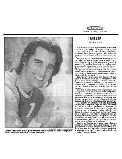 Peter Miller Dossier Presse Page15