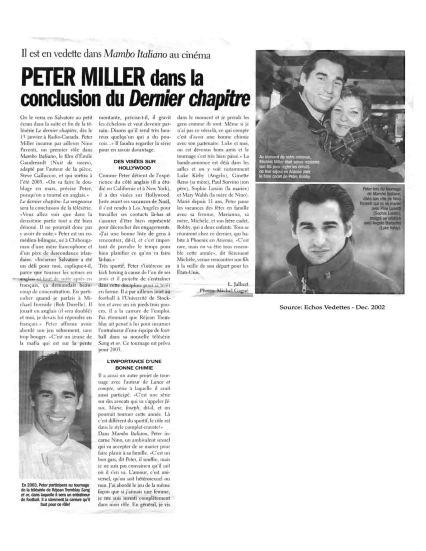 Peter Miller Dossier Presse Page26
